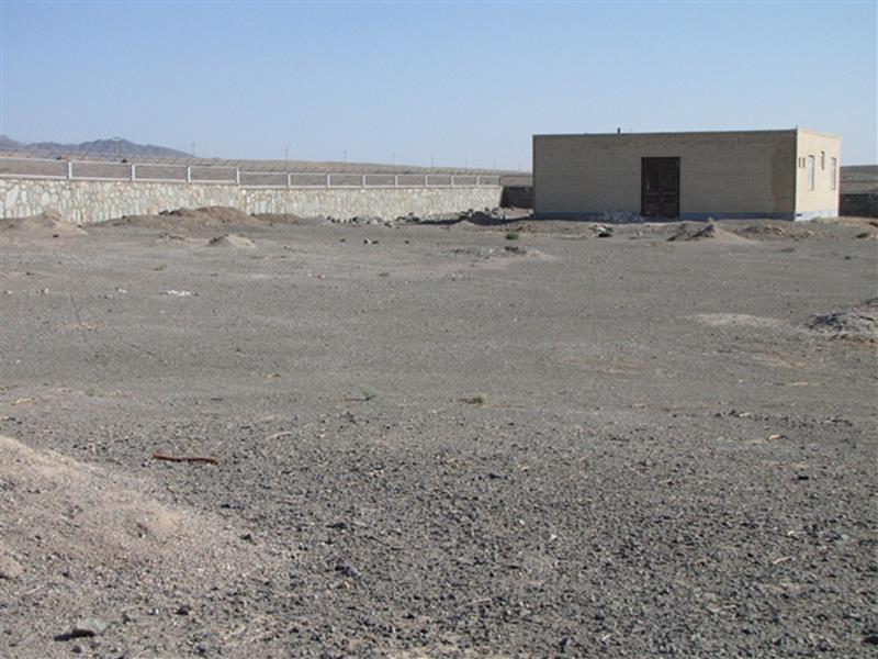ساختمان اداري ايستگاه خروجي مرز ميل 78